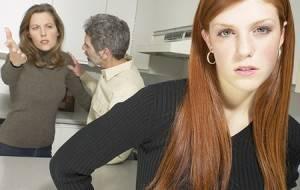 Procure contar o quanto antes aos seus pais sobre sua gravidez